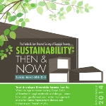 Housewalk 2014:  SUSTAINABILITY:  THEN & NOW