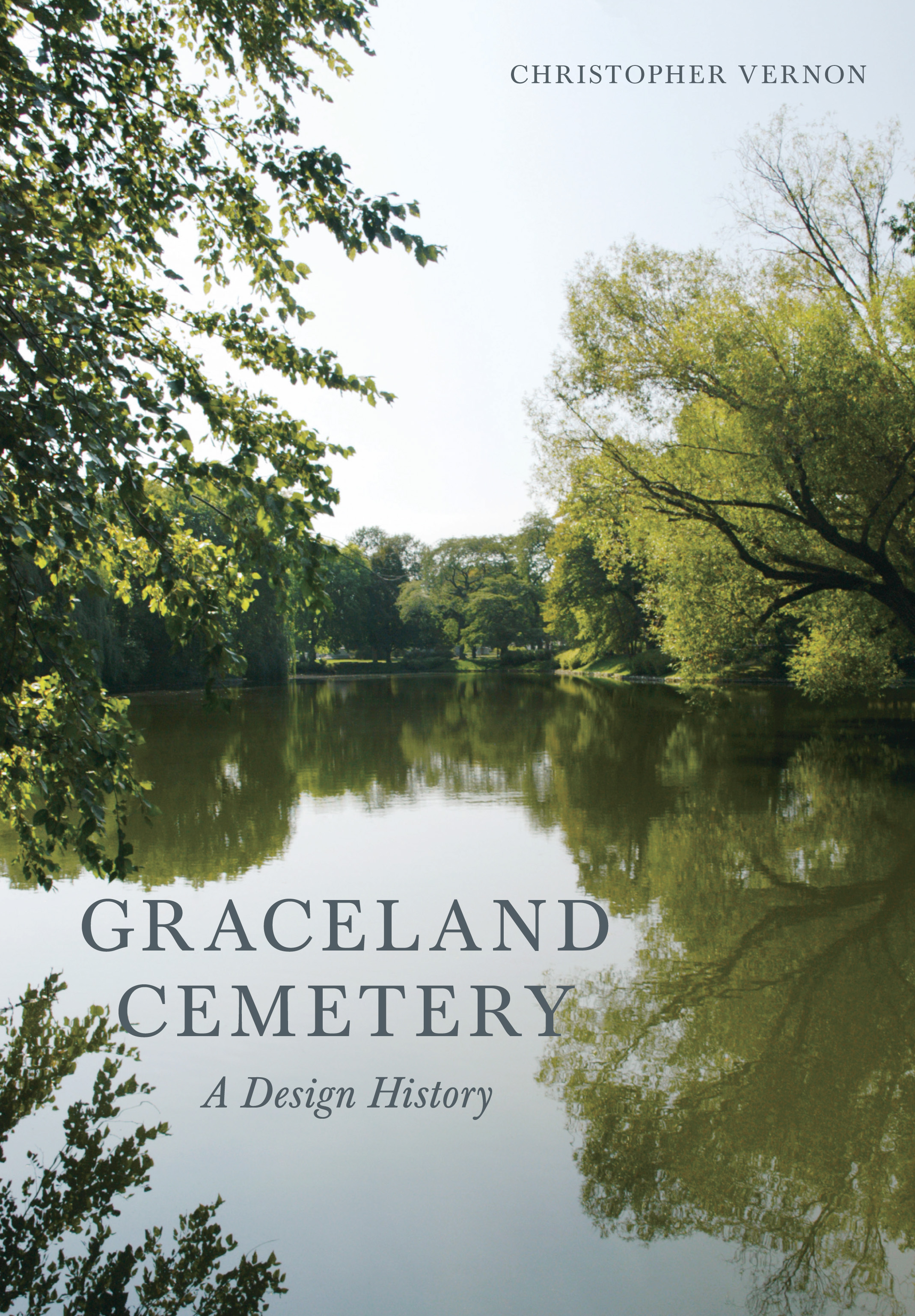 Riverside, Graceland Cemetery and William LeBaron Jenney