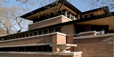 Restoring Wright Buildings to their Rightful Brilliance