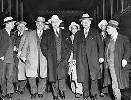 The Mafia in the Western Suburbs