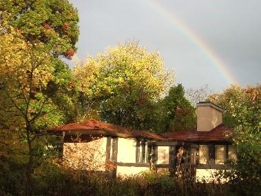 Avery Coonley Estate – Gardener's Cottage