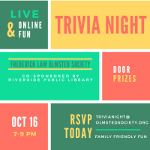 Riverside Trivia Night